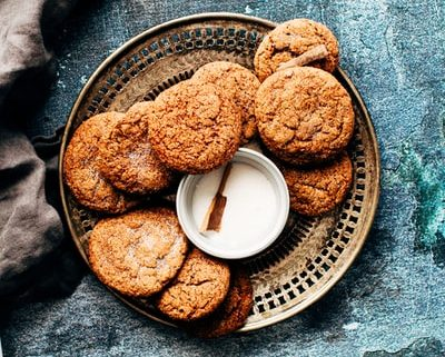 Ginger Coconut Cookies