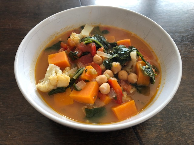 Soul-Soothing African Peanut Stew